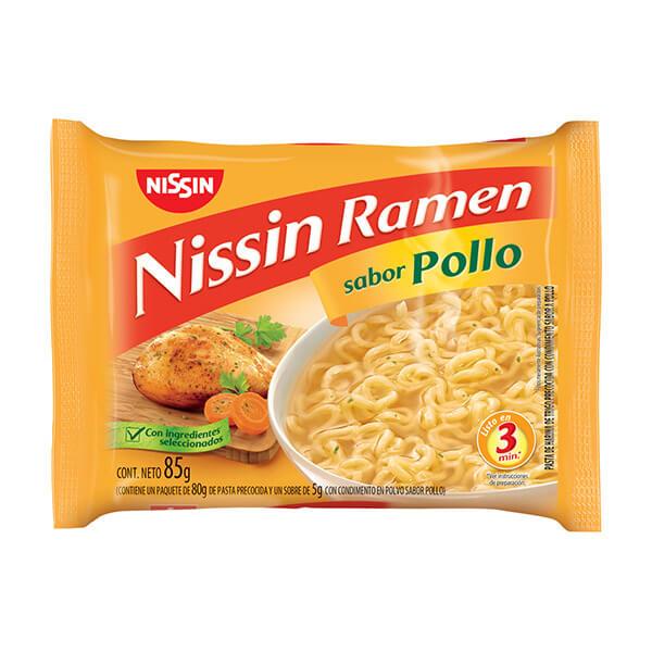 Ramen+Nissin+Pollo+