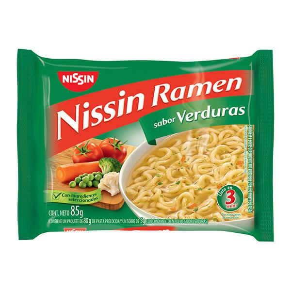 Ramen+Nissin+Verdura+