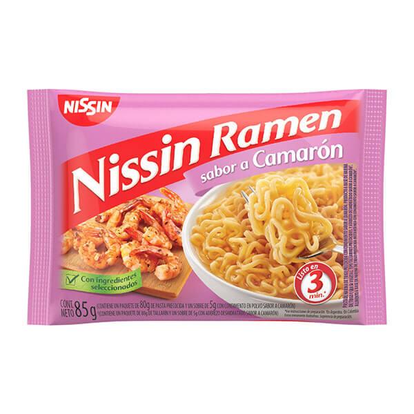 Ramen+Nissin+Camaron+
