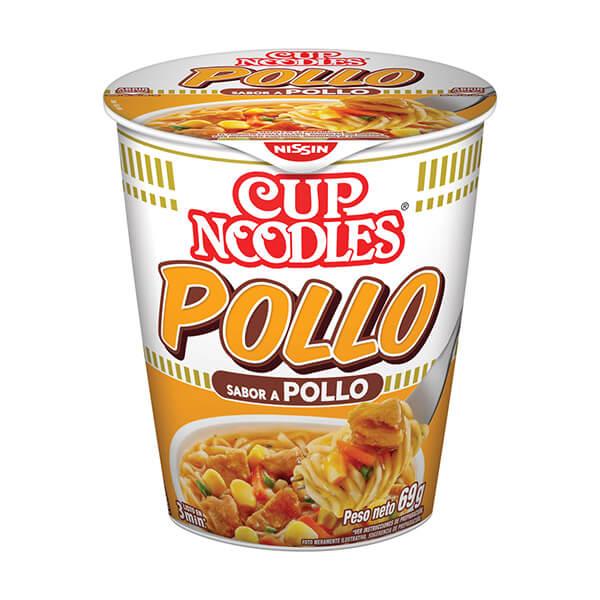 Cup+Noodles+Nissin+Pollo