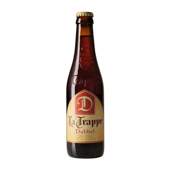 Cerveza+Dubbel+La+Trappe