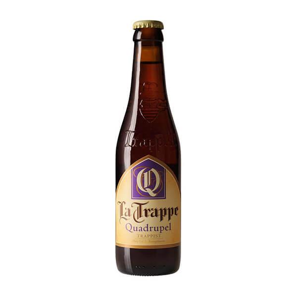 Cerveza+Quadrupel+La+Trappe