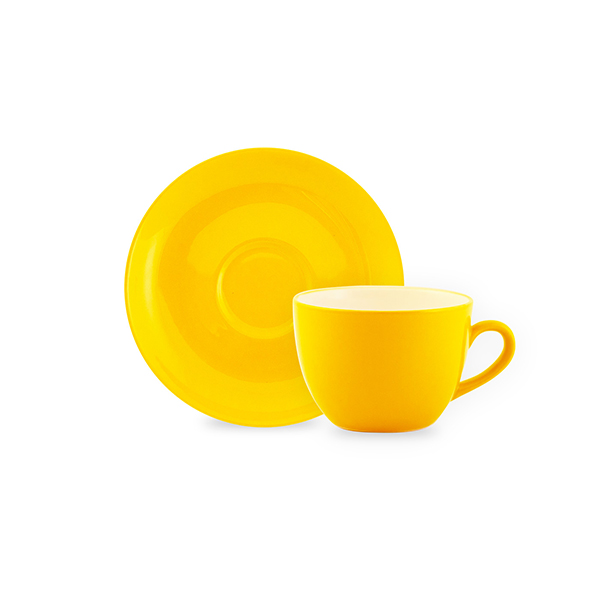 Tazas de Té c/plato 6u.