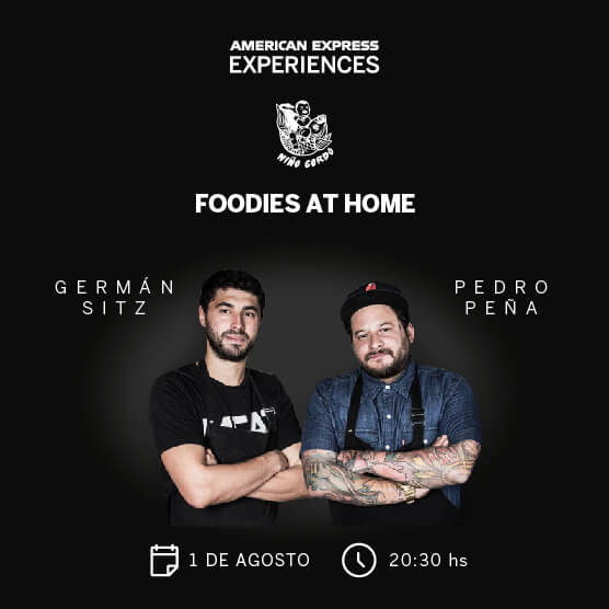 FOODIES+AT+HOME