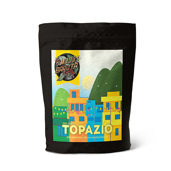 Café Tostado Brasil Topazio 500 gr