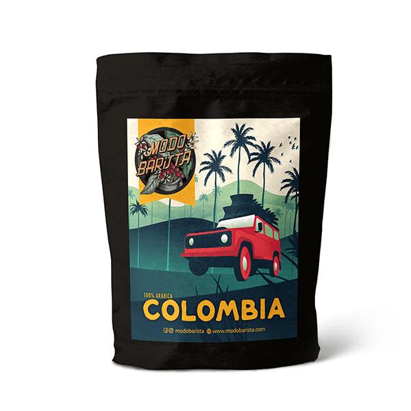 Café Tostado Colombia Guanes 500 gr