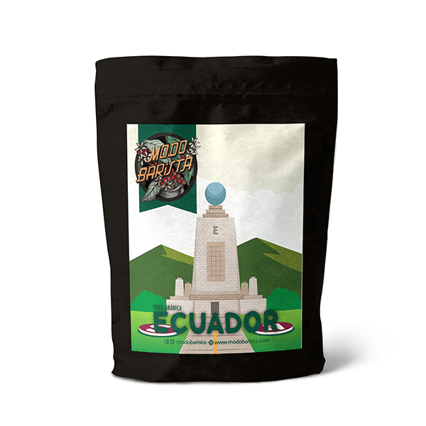 Café Tostado Ecuador Típica 500 gr