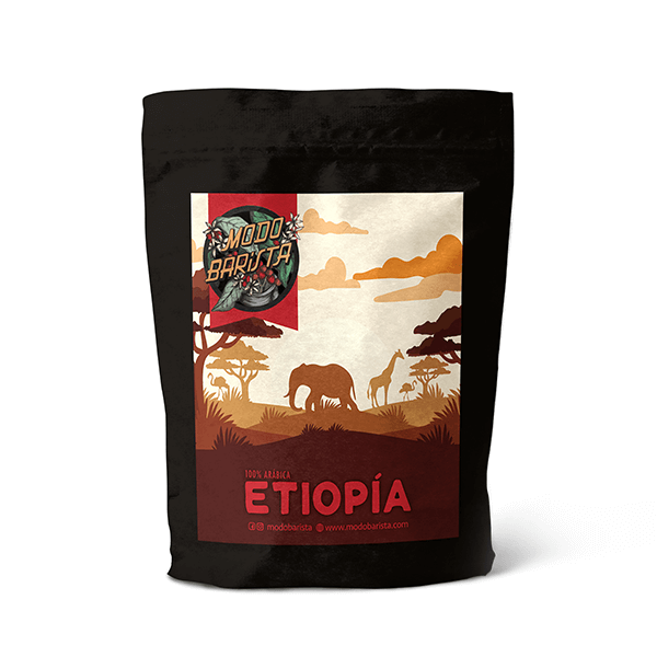 Café Tostado Etiopía 1 kg