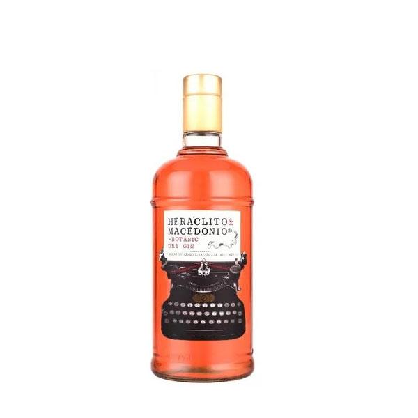 Heráclito & Macedonio Botanic Dry Gin