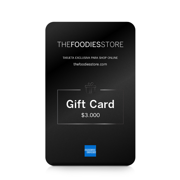 Gift Card $ 3.000
