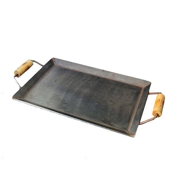 Fogón Portátil + Plancha