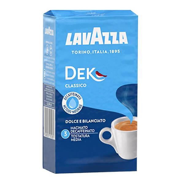 Caf%C3%A9+Molido+Lavazza+Dek+Classico