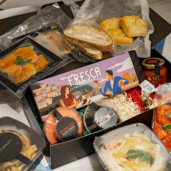 Box Portofino 4 personas