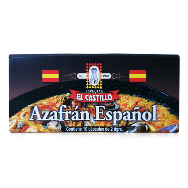 Azafrán Español Molido