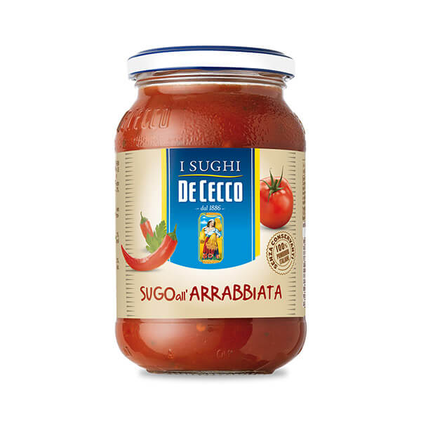 Salsa+Arrabiata