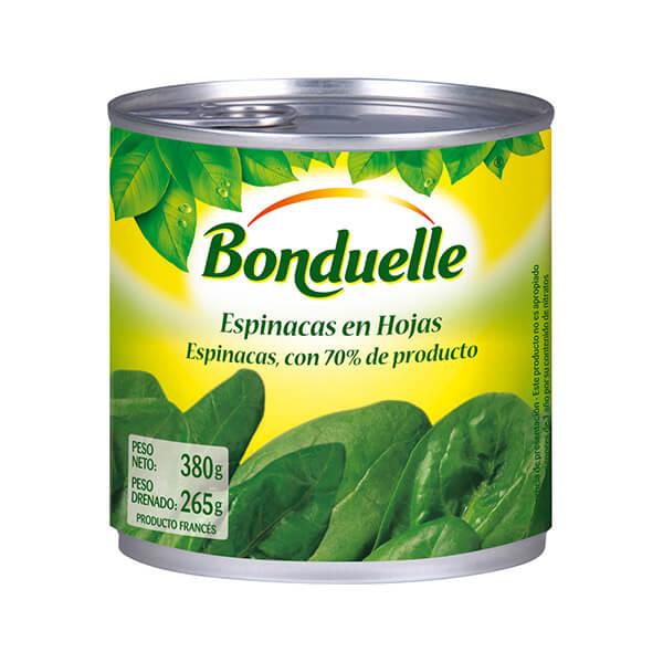 Espinaca+en+Hojas+