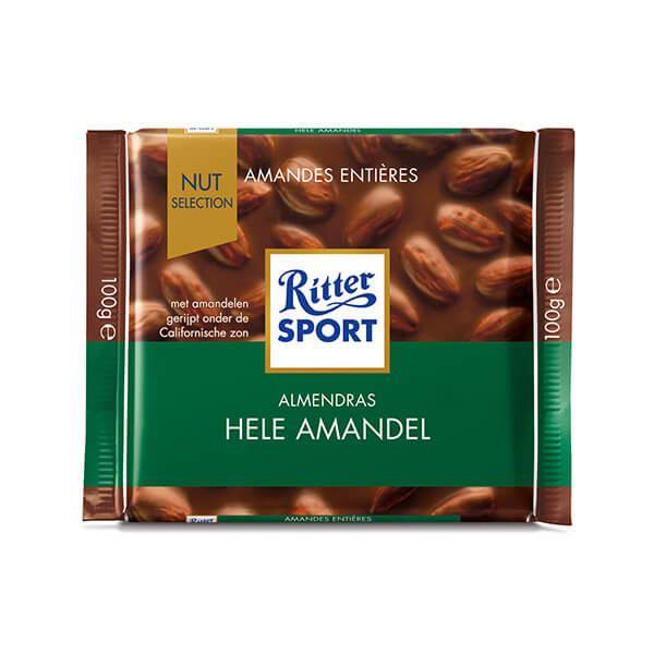 Chocolate+con+Almendras