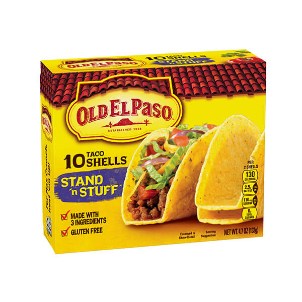 Taco Shells Para Rellenar